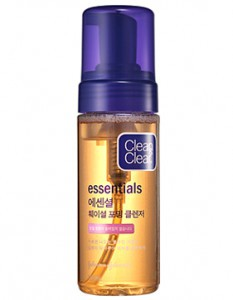CLEAN&CLEAR Essential Facial Foaming Cleansing