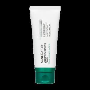 Очищающая пенка для умывания с оливковым маслом  Innisfree Olive Real Cleansing Foam 150ml