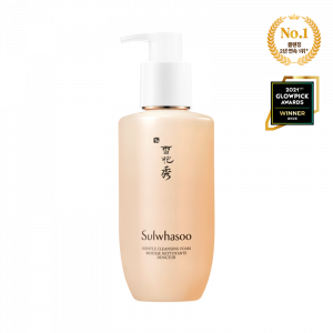 Легкая очищающая пенка Laneige Mini pore double clearing cleansing foam 150ml