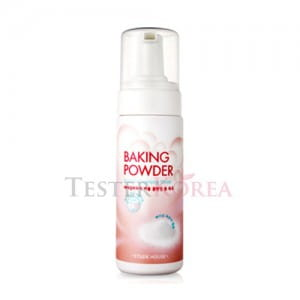 ETUDE HOUSE Baking Powder Bubble Cleansing Moist 150ml