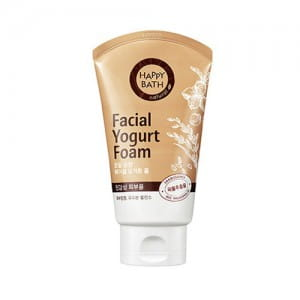 HAPPYBATH Facial Yogurt Foam #Fresh(grain) 120g