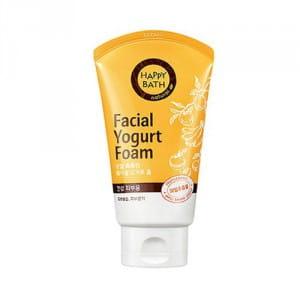 Очищающая пенка для умывания HAPPYBATH Facial Yogurt Foam # Moisture(fruits) 120g