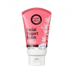 Пенка для умывания лица HAPPYBATH Facial Yogurt Foam #Smooth(berry) 120g