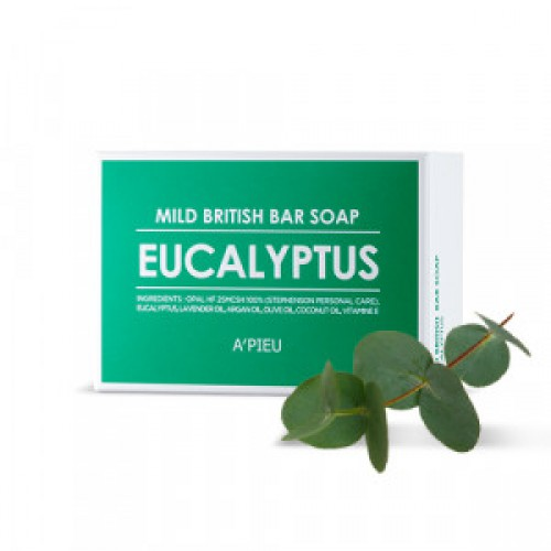 APIEU Mild British Bar Soap 85g