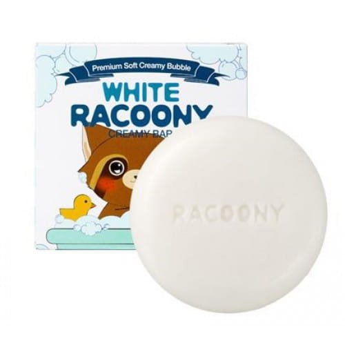 SECRETKEY White Racoony Creamy bar 100g