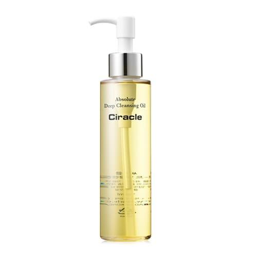 Средство для снятия макияжа CIRACLE Absolute Deep Cleansing Oil 150ml.