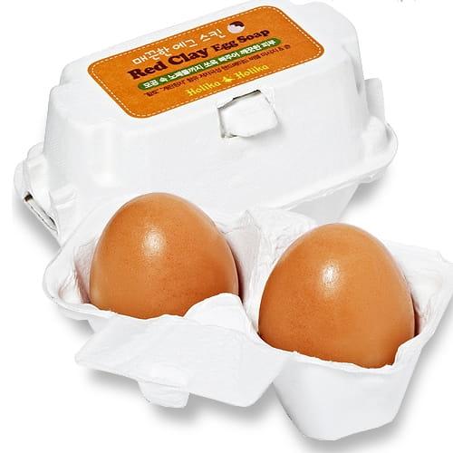 Holika Holika Egg soap - Red