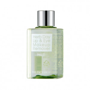 THE FACE SHOP Herb Day Lip & Eye Make Up Remover 130ml