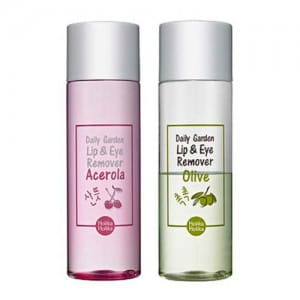 Holika Holika Daily Garden Lip & Eye Remover Olive 100ml