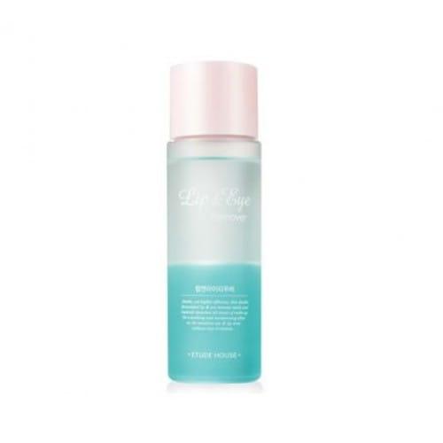 Жидкость для снятия макияжа с глаз и губ  Etude House Lip & eye Remover 100ml