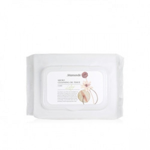 MAMONDE Micro Cleansing Oil Tissue 50sheets