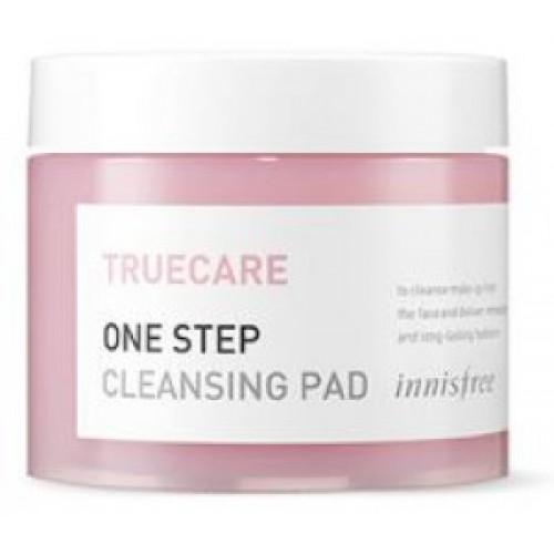 INNISFREE Truecare One Step Cleansing Pad