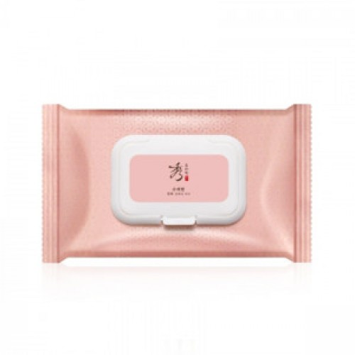 Чистящие салфетки SOORYEHAN Junghwa Cleansing Tissue 50sheets
