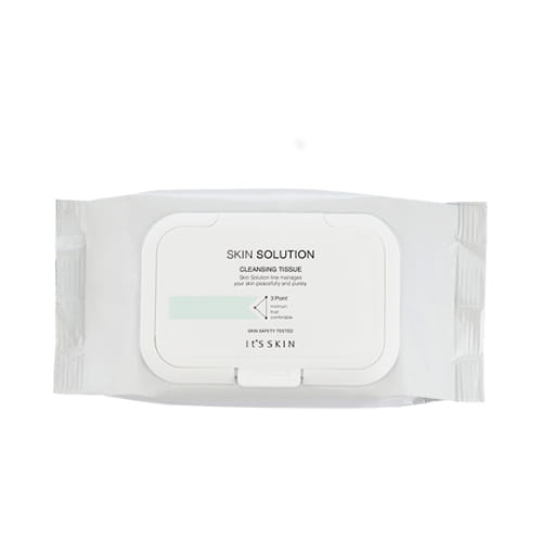 IT'S SKIN Skin Solution Cleansing Tissue 50ea (230ml)