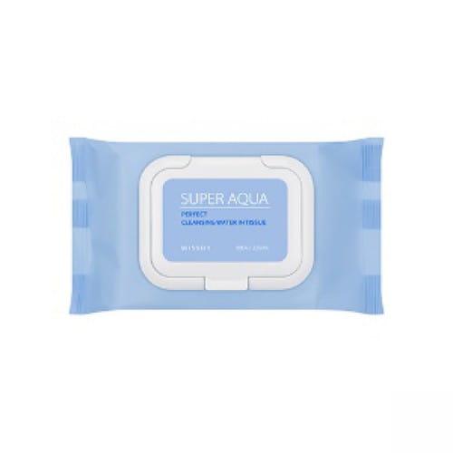 MISSHA Super Aqua Perfect Cleansing Oil In Tissue 30ea