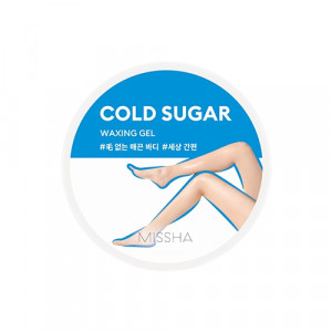 MISSHA Cold Sugar Waxing Gel 100g