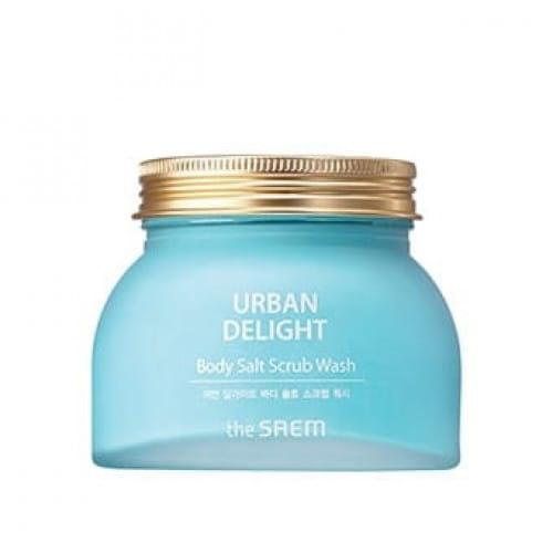 THESAEM Urban Delight Body Salt Scrub Wash 320g