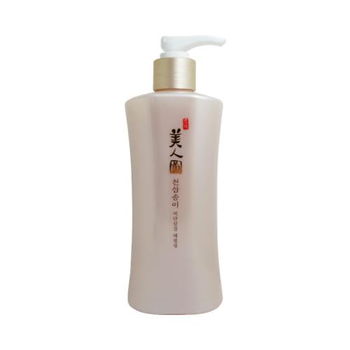 Скраб для лица THE FACE SHOP Myeonghan Miindo Heaven Grade Ginseng Body Scrub for Silky Smooth Skin 300ml