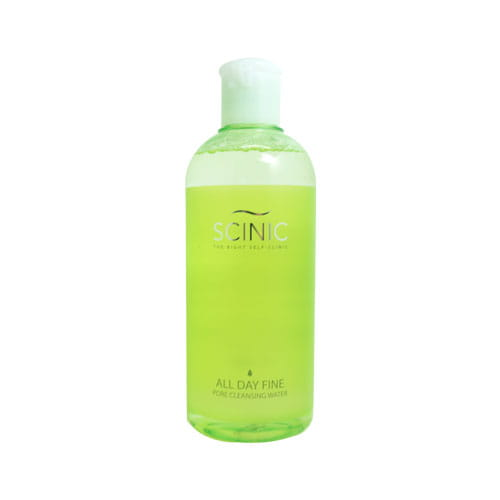 Жидкость для снятия макияжа SCINIC All Day Fine Pore Cleansing Water 300ml [Limited]