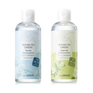 THE SAEM Healing Tea Garden Cleansing Water 300ml