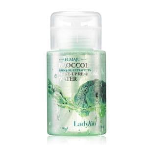 Жидкость для снятия макияжа LADYKIN Broccoli Make Up Removing Water 150ml