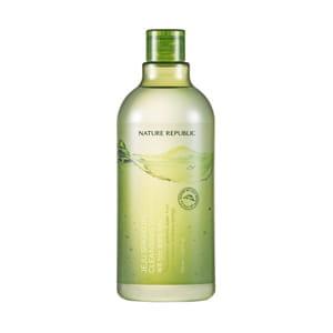 Жидкость для снятия макияжа Nature Republic Jeju sparkling cleansing water 510ml