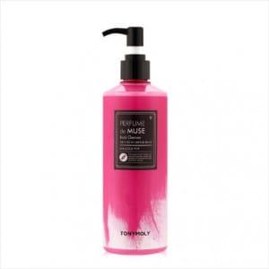 TONY MOLY Perfume De Muse Body Cleanser Lolli Lolli Pop 400g