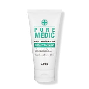 APIEU Pure Medic Moist Shower Cream 150ml