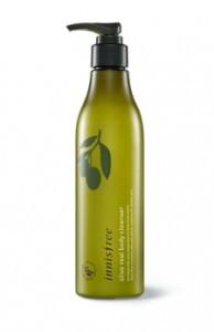 Гель для душа с оливковым маслом Innisfree Olive Real Body Cleanser 300ml