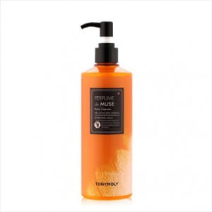 TONY MOLY Perfume De Muse Body Cleanser Sparkling Juice 400g