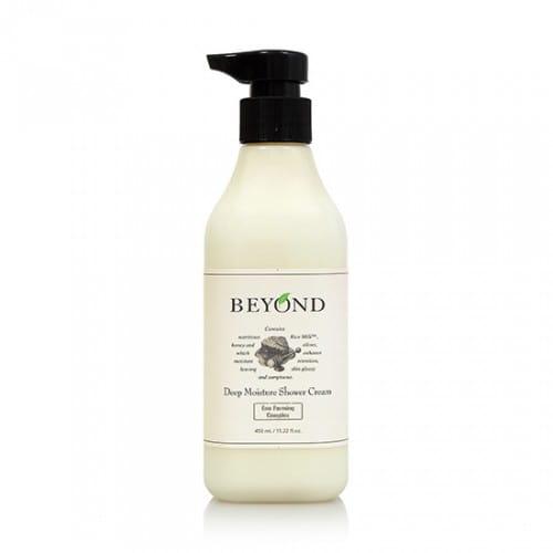 Крем–гель для душа Beyond Deep moisture shower cream 600ml