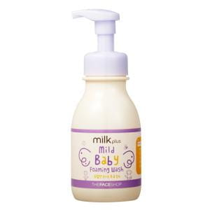 THE FACE SHOP Milk Plus Mild Baby Foaming Wash 330ml