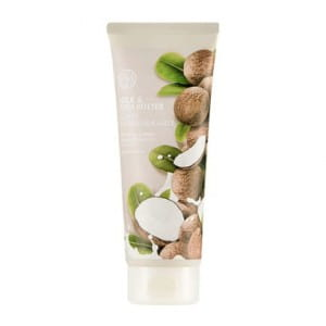 THE FACE SHOP Milk & Sher Butter Rich Body Cream 200ml