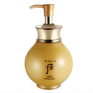 THE HISTORY OF WHOO Whoo Spa Moisturizer 220ml