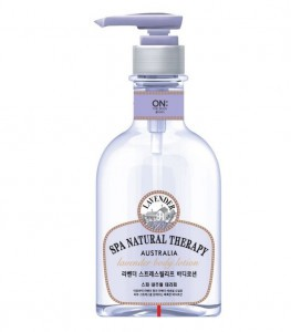ON THE BODY Spa Natural Therapy Body lotion 400ml