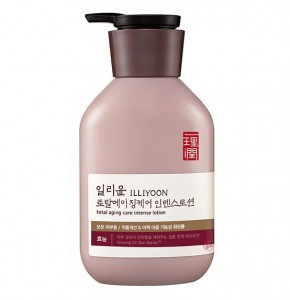 ILLI Yoon Total Age care intense Lotion 350ml