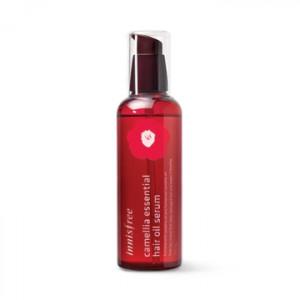 Регенерирующая сыворотка для волос Innisfree Camellia Essential Hair Oil Serum 100ml