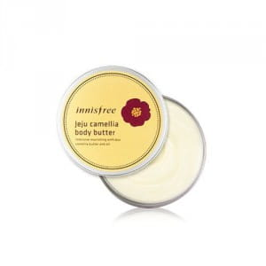 INNISFREE Jeju camellia body butter 150ml