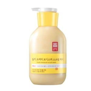 ILLI Fresh moisture scrub body wash 400ml