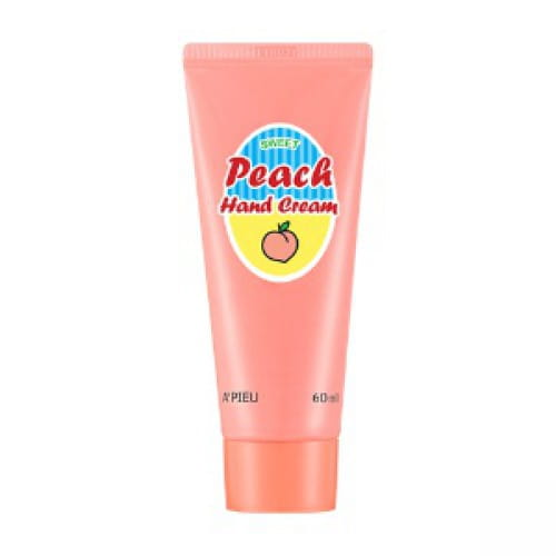 Крем для рук Apieu Peach hand cream 60ml