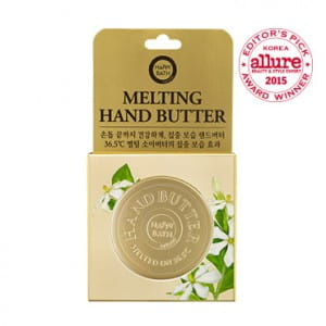 HAPPY BATH Melting Hand Butter 45g