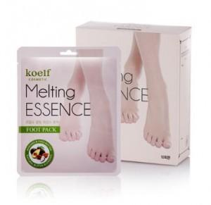 koelf Melting essence foot pack *10ea