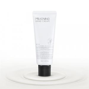 Крем-молочко для сухой кожи Apieu Milkening hand cream spf15 [brightning] 40ml