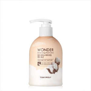 Увлажняющий лосьон Tony Moly Wonder Moisturizing Hand Lotion 300ml