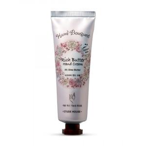Крем-масло для рук ETUDE HOUSE Hand Bouquet Rich Butter Hand Cream 50ml