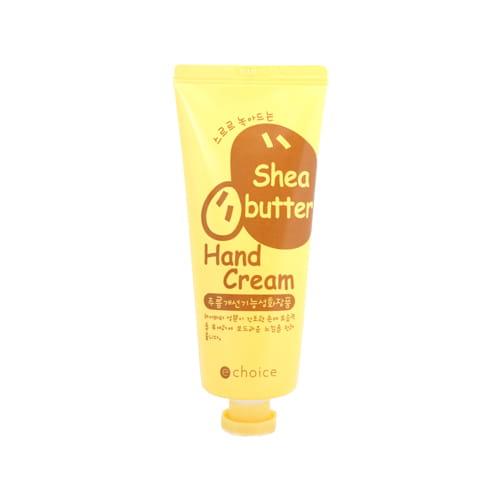 Крем для рук с маслом ши  E Choice Shea butter Hand Cream 60g