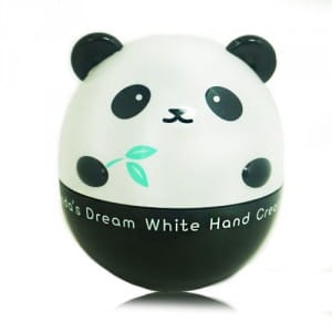 Крем для рук с осветляющим эффектом  Tony Moly Panda`s Dream White Hand Cream 30g