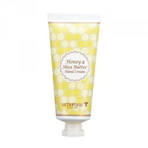 Крем для рук SKINFOOD Honey & Shea Butter Hand Cream 35g