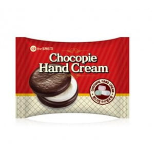 Крем для рук The Saem Chocopie hand cream marshmallow 35ml