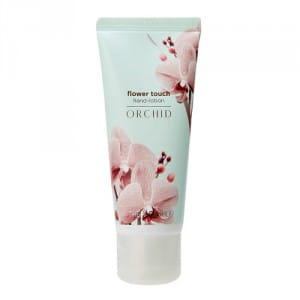 Увлажняющий лосьон для рук THE FACE SHOP Flower Touch Hand Lotion - Orchid 140ml